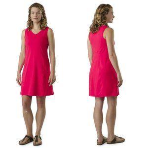 Arc'teryx Soltera Dress in Magenta, Size Small
